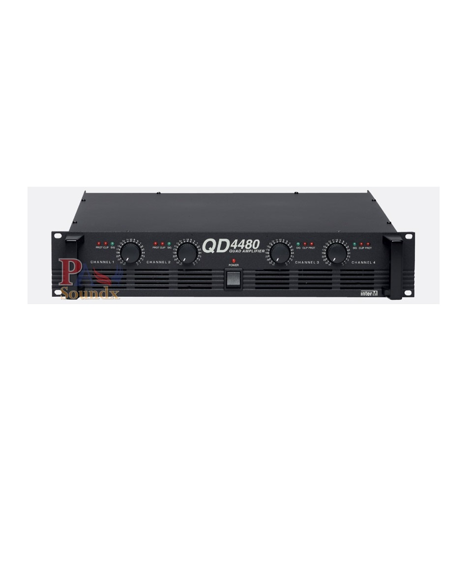 INTER-M QD-4480 (4 KÊNH)
